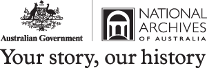 National Archives of Australia logo